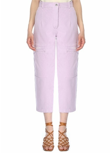 Stella McCartney Pantolon Lila